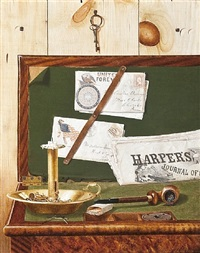 harper's weekly by george cope