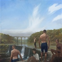 the falls by randall exon