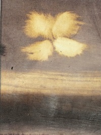 flower ii by ross bleckner