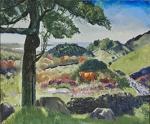 the tree by george wesley bellows