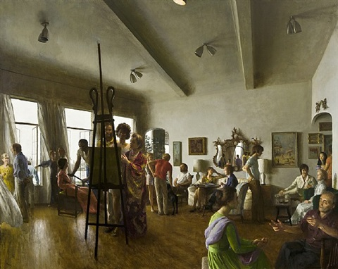 the party by john koch
