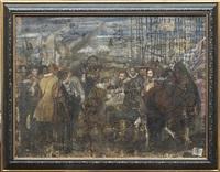 las lanzas ii by armando romero