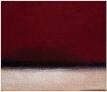black horizon by leiko ikemura