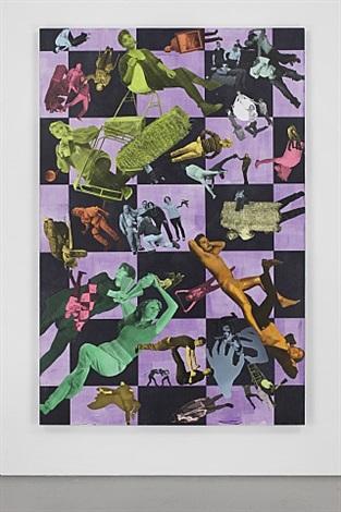 to be titled (purple checks) by ryan mcnamara