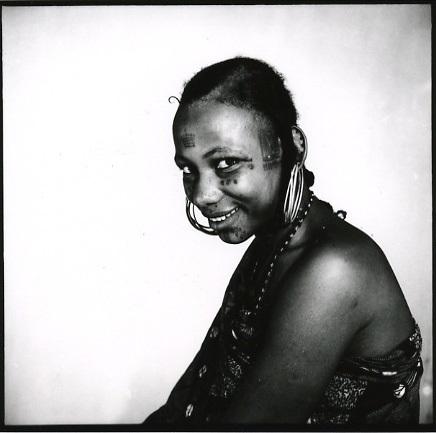 femme peuhl du niger by malick sidibé
