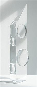 prisma mit optischen linsen by mary bauermeister