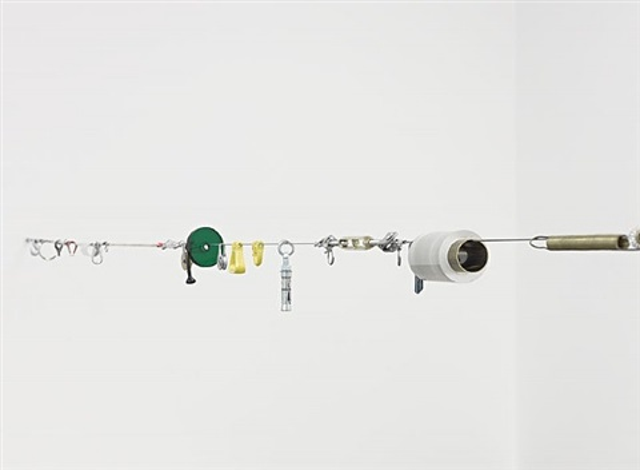 hardware silk 3 by jac leirner
