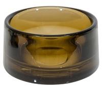 art glass bowl by per lutken for holmegaard by per lutken