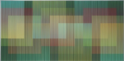 em movimiento in motion by carlos cruz-diez
