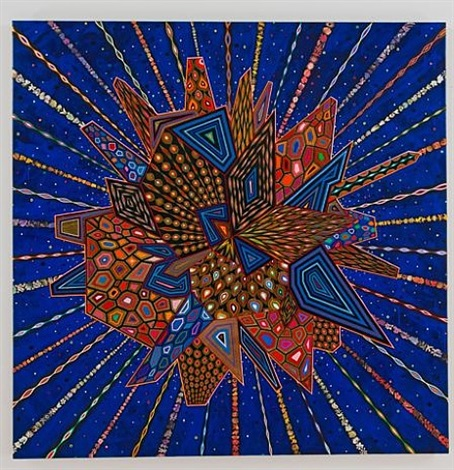 untitled by fred tomaselli