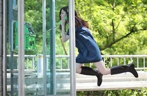 today's levitation 4/14/2011 by natsumi hayashi