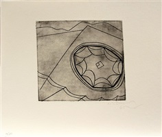 olympic fragment no.1 by ben nicholson