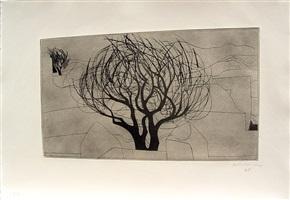 paros tree by ben nicholson