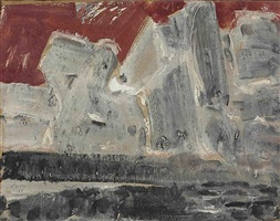 untitled by mark tobey