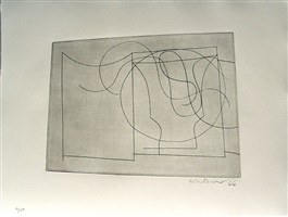flowing forms by ben nicholson