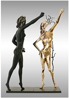 homage to terpsichore by salvador dalí