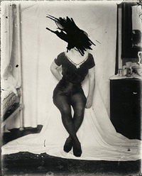 storyville portrait by e.j. bellocq