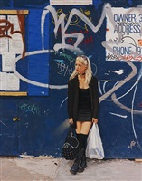graffiti (sold) by vincent giarrano