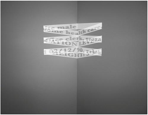 installation view konrad fischer galerie berlin by wolfgang plöger