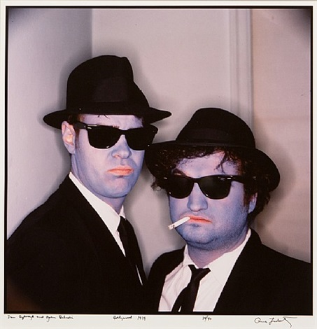 the blues brothers by annie leibovitz