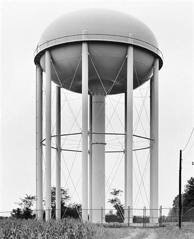 water tower, gadsden, alabama, u.s.a. by bernd and hilla becher