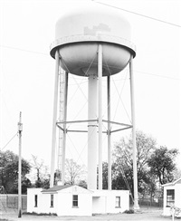 water tower, greencastle, pennsylvania, u.s.a. by bernd and hilla becher
