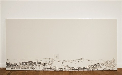 after july 21st – wall no. 3 by gao rong