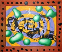family trip by kenny scharf