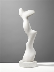 dream flower by hans arp