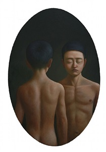 2013 autumn art works by ji yiwei