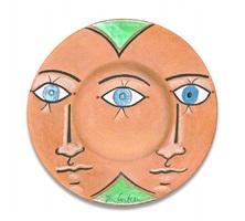 les trois yeux by jean cocteau