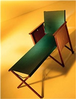 monsieur x chaise (foldable) by philippe starck