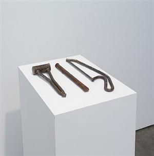 three letters by damián ortega