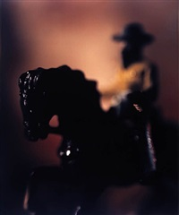 wild west 09 by david levinthal