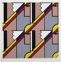 modern print by roy lichtenstein