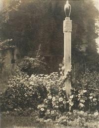 l'oiseau de brancusi, 1926 by edward steichen