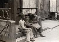 untitled, 1940 by helen levitt