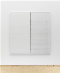 untitled white no 3 by callum innes
