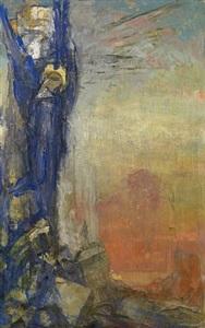 victory amongst the ruins by pierre amédée marcel-béronneau
