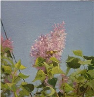lilacs by michael allen