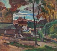 clifton house, pennsylvania by antonio pietro martino
