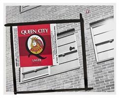 queen city by cyprien gaillard