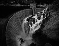 gibson dam, lewis and clark county, montanama by toshio shibata