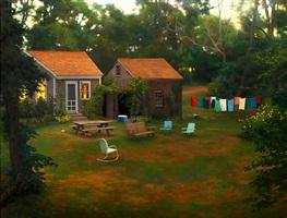 house in wellfleet by scott prior