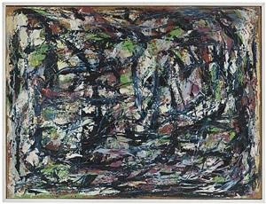 big blue cardboard (no. 4) by raymond hendler