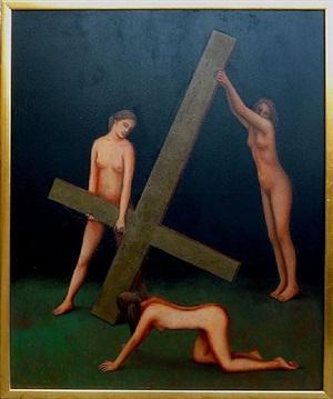 la cruz by roberto marquez
