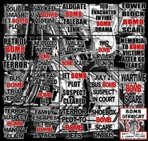 bomb straight by gilbert & george