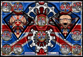 handball by gilbert & george