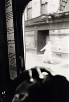 bus, 1958 by robert frank