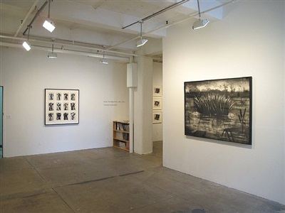 william kentridge prints installation view